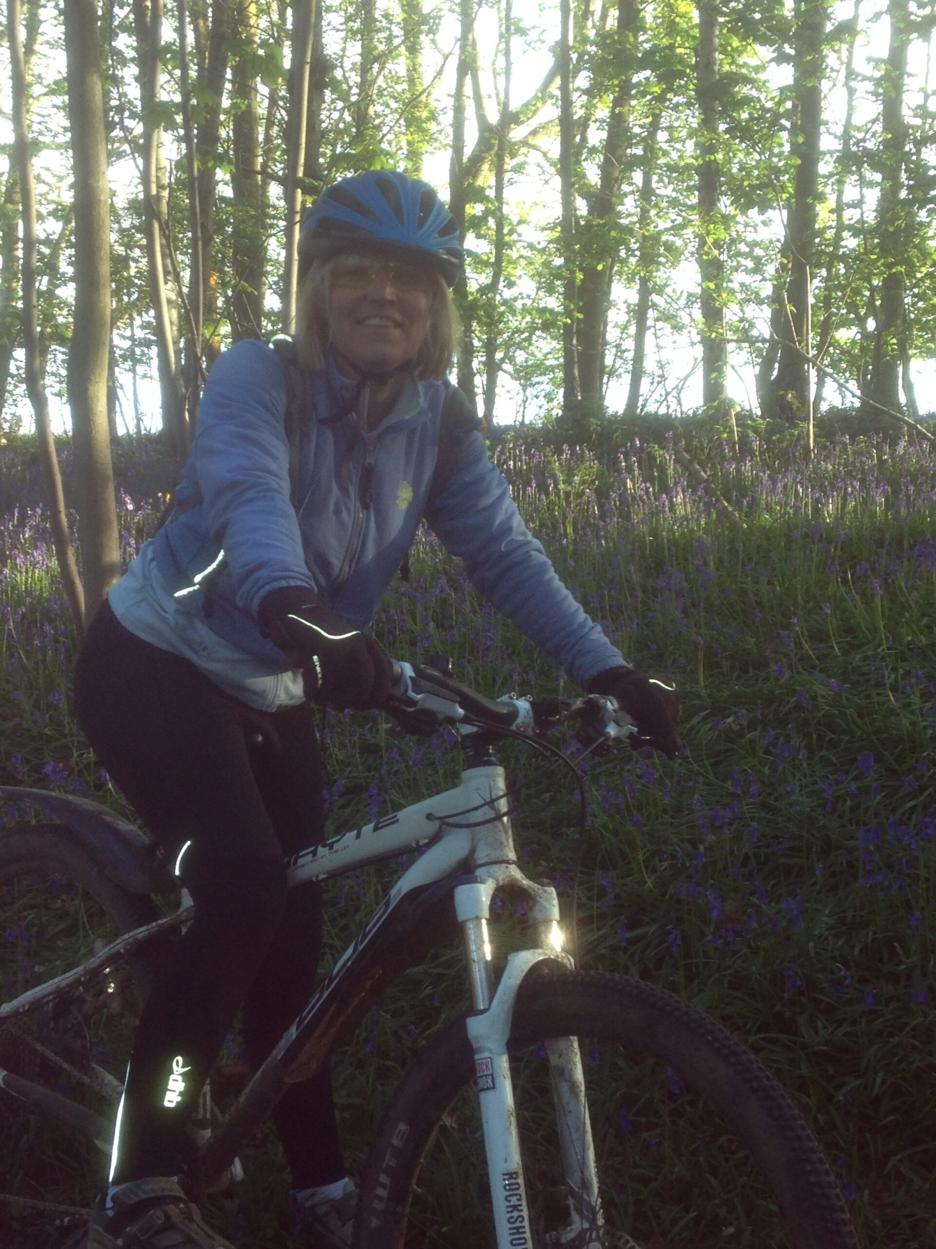 self care, selfcare, mountain bike, mountain biking, forest, woods, cycling